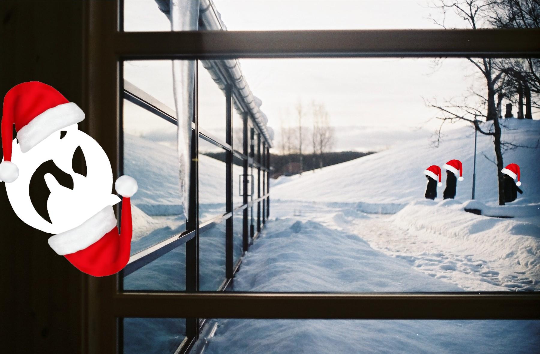 Vabaõhu jõulumüük Mündi majas